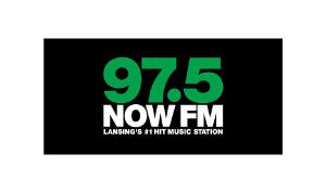 Moe Rock Voice Over 97.5 Now FM Logo