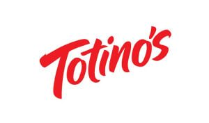 Moe Rock Voice Over Totino's Logo